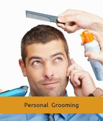 pesonal grooming